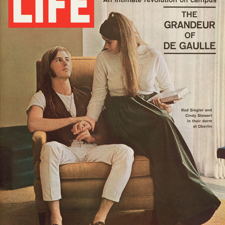 Life magazine cover from November 20, 1970