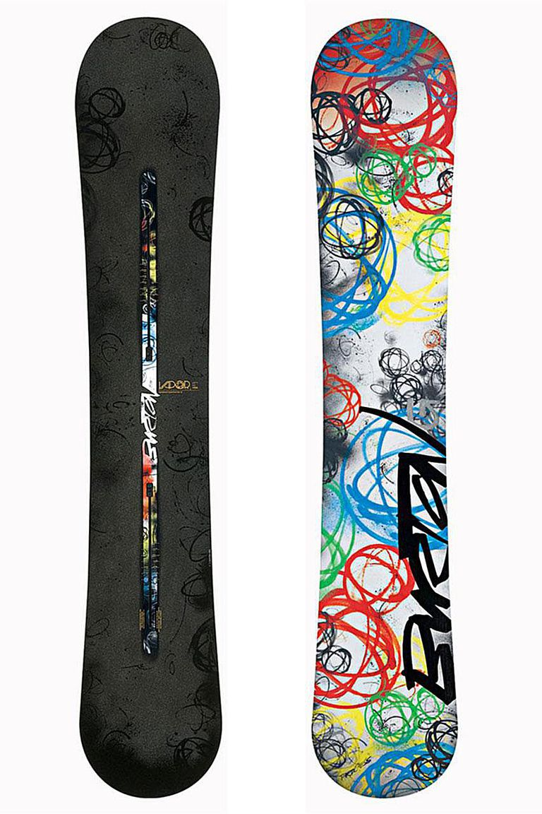 Burton Vapor Snowboard