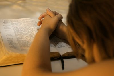 bible verses about accepting christ