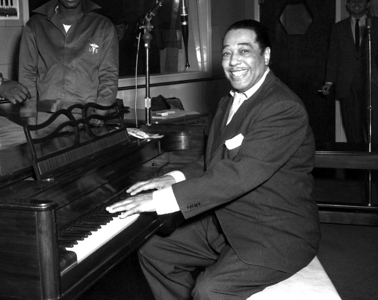 Duke Ellington, November 1954