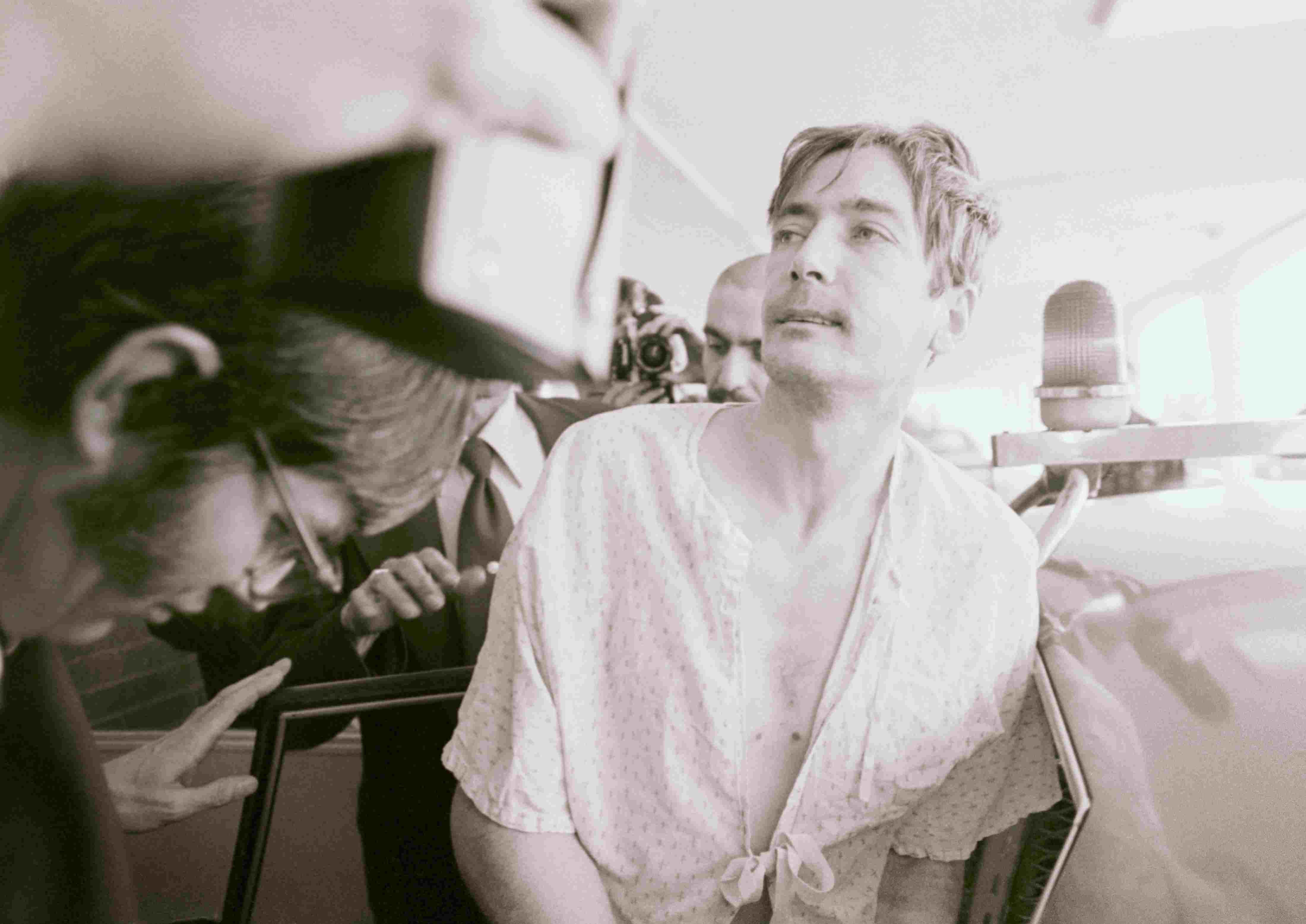 Gary Gilmore Leaving Medical Center