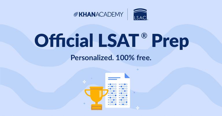 Khan Academy LSAT Prep