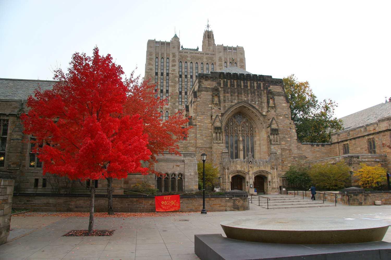 Yale University campus