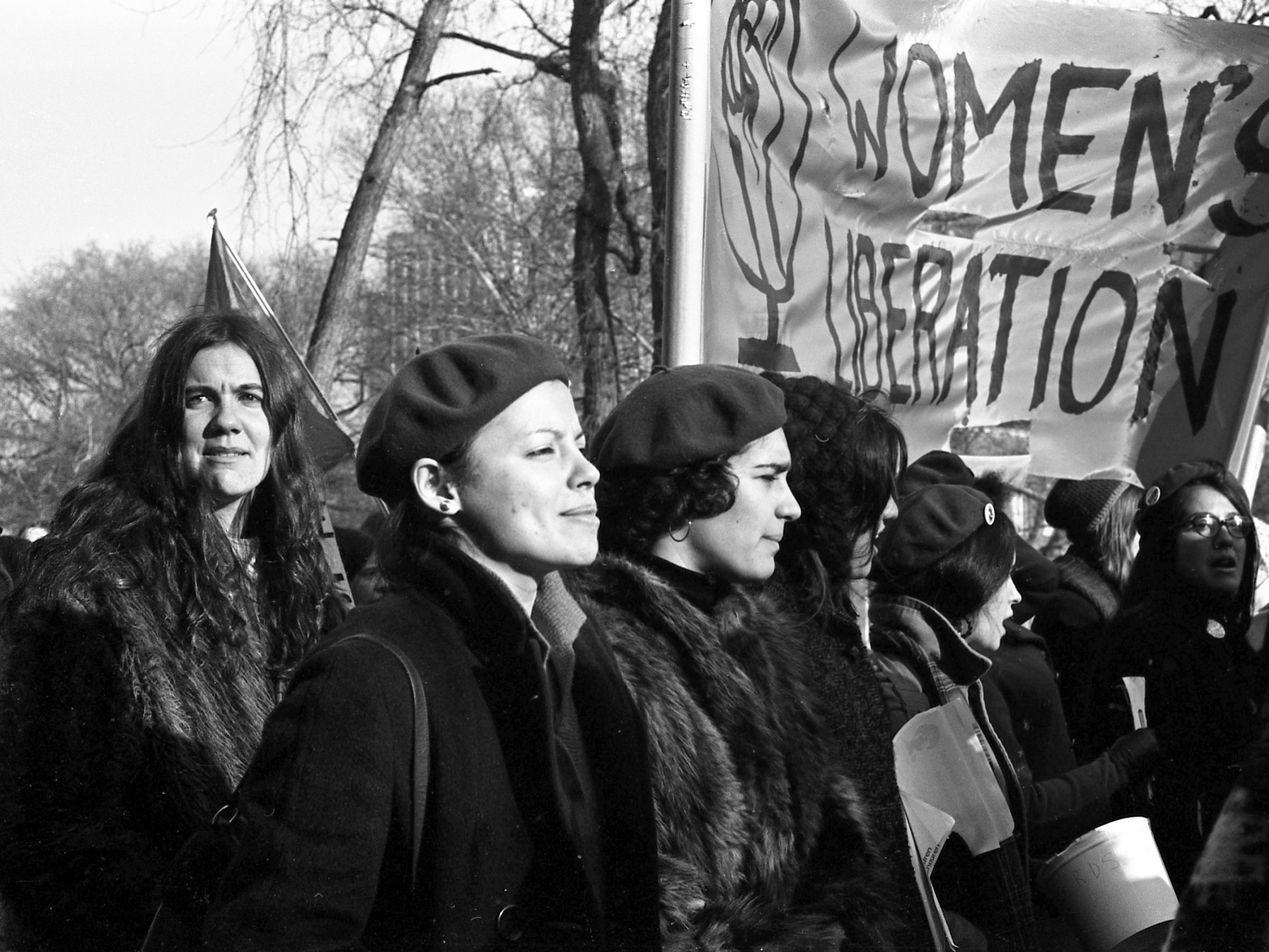 An essay on the womens liberation movement in 1965 persuasive essay on the existence of god