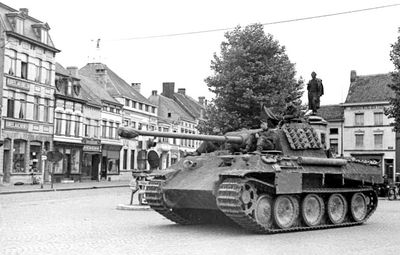 Tiger I Tank in World War II