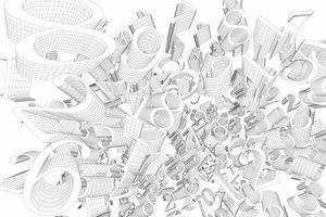 An illustration of random numbers