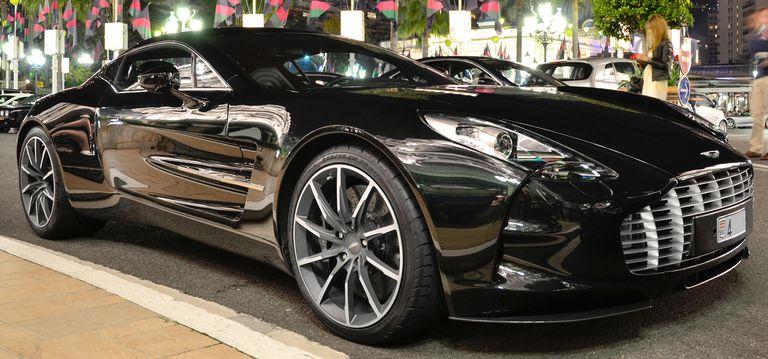 Aston Martin One - Aston martin 177