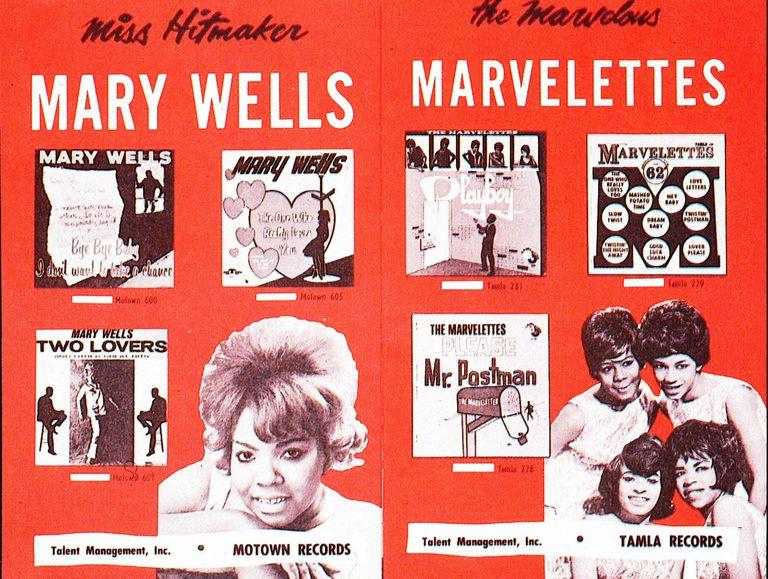 Photo of Motown Records