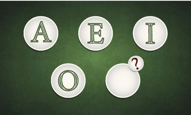 Strong And Weak Vowels In Spanish