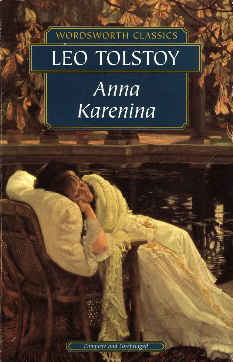 Unhappy In Its Own Way An Anna Karenina Study Guide