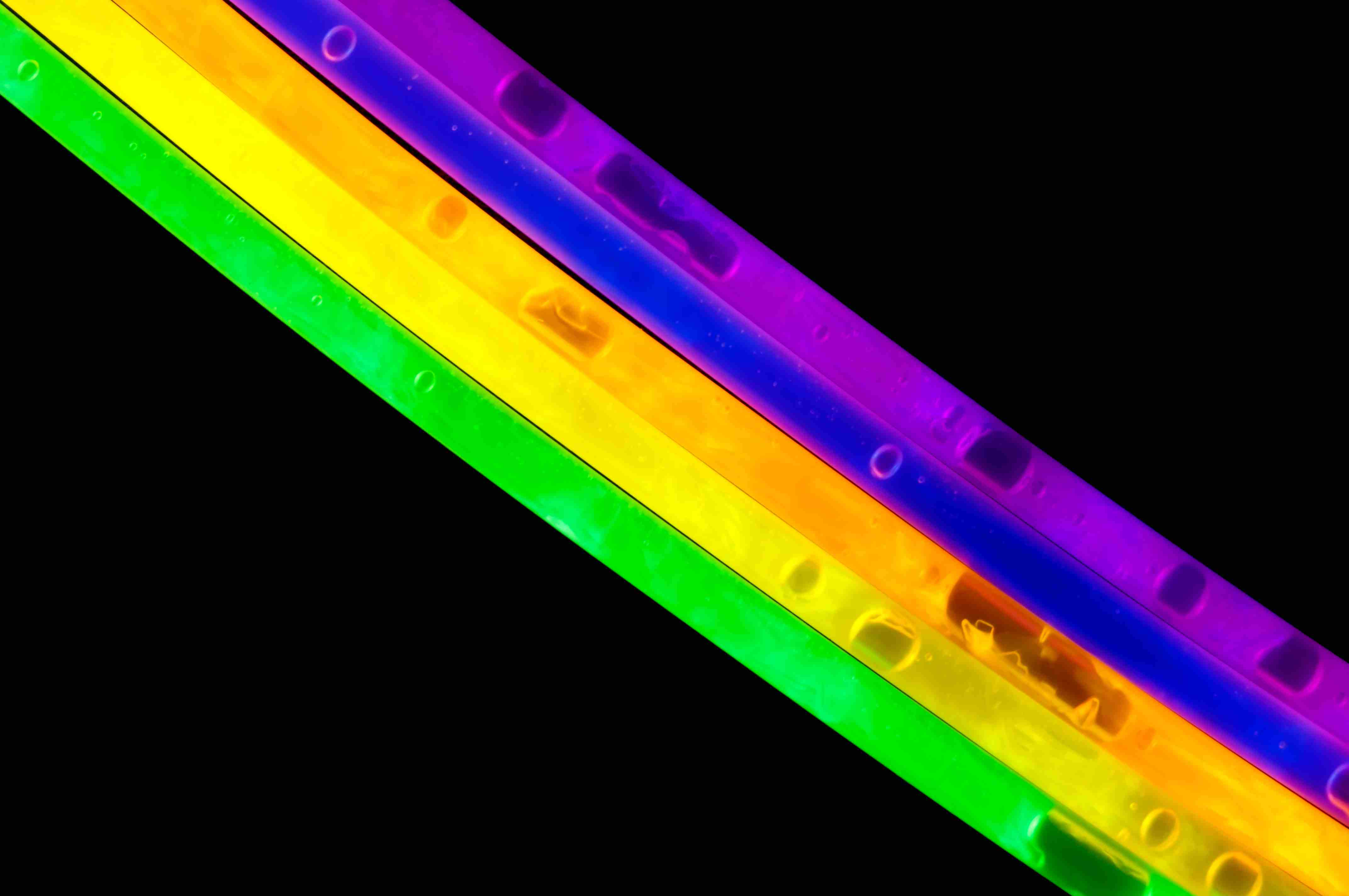 Glowsticks are an excellent example of chemiluminescence.