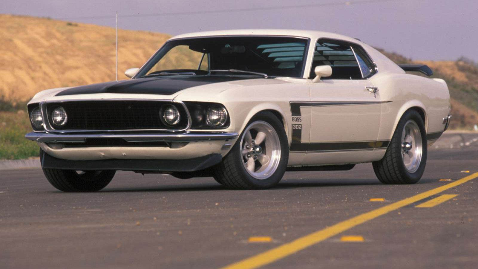 1969 ford mustang model year profile