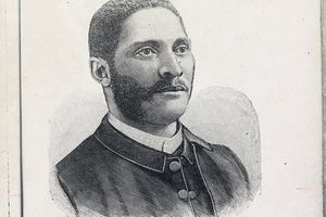 Bishop Alexander Walters, founder of NAAL and AAC