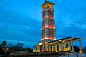 Bell Tower at the University of South Alabama