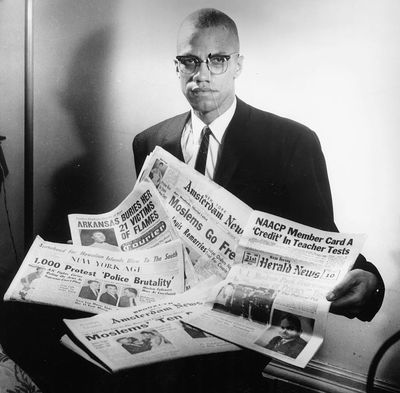 malcolm x learning to read analysis