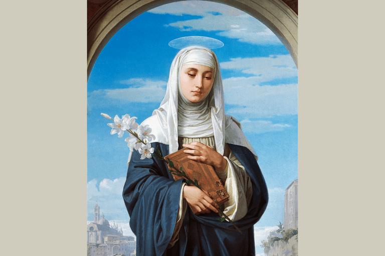 catherine of siena saint mystic theologian