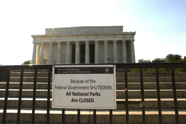 If the government shuts down, would you be prepared? Many popular attractions would be subject to close during a government shutdown - including national parks.