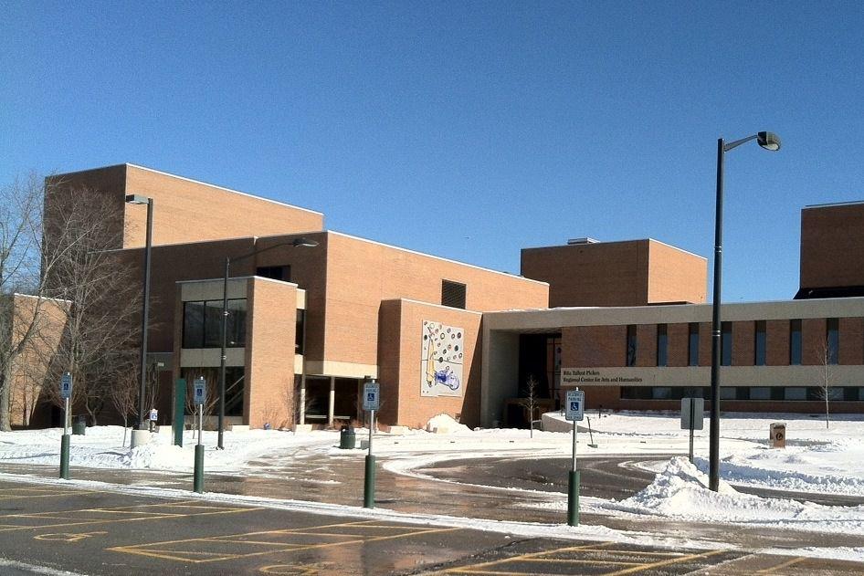 Zentrum für Kunst und Geisteswissenschaften an der University of Wisconsin-Parkside