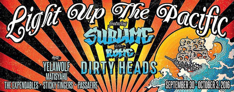Sublime with Rome Cruise