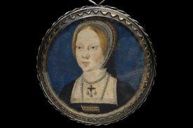Mary I of England, ca 1521-1525. Artist: Lucas Horenbout