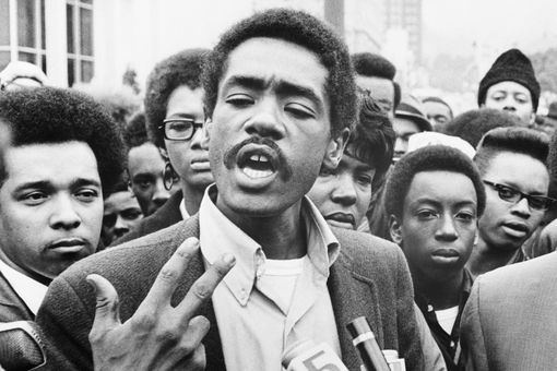 Black Panther Bobby Seale