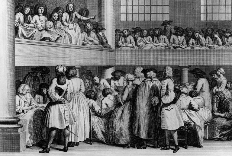 Quakers History