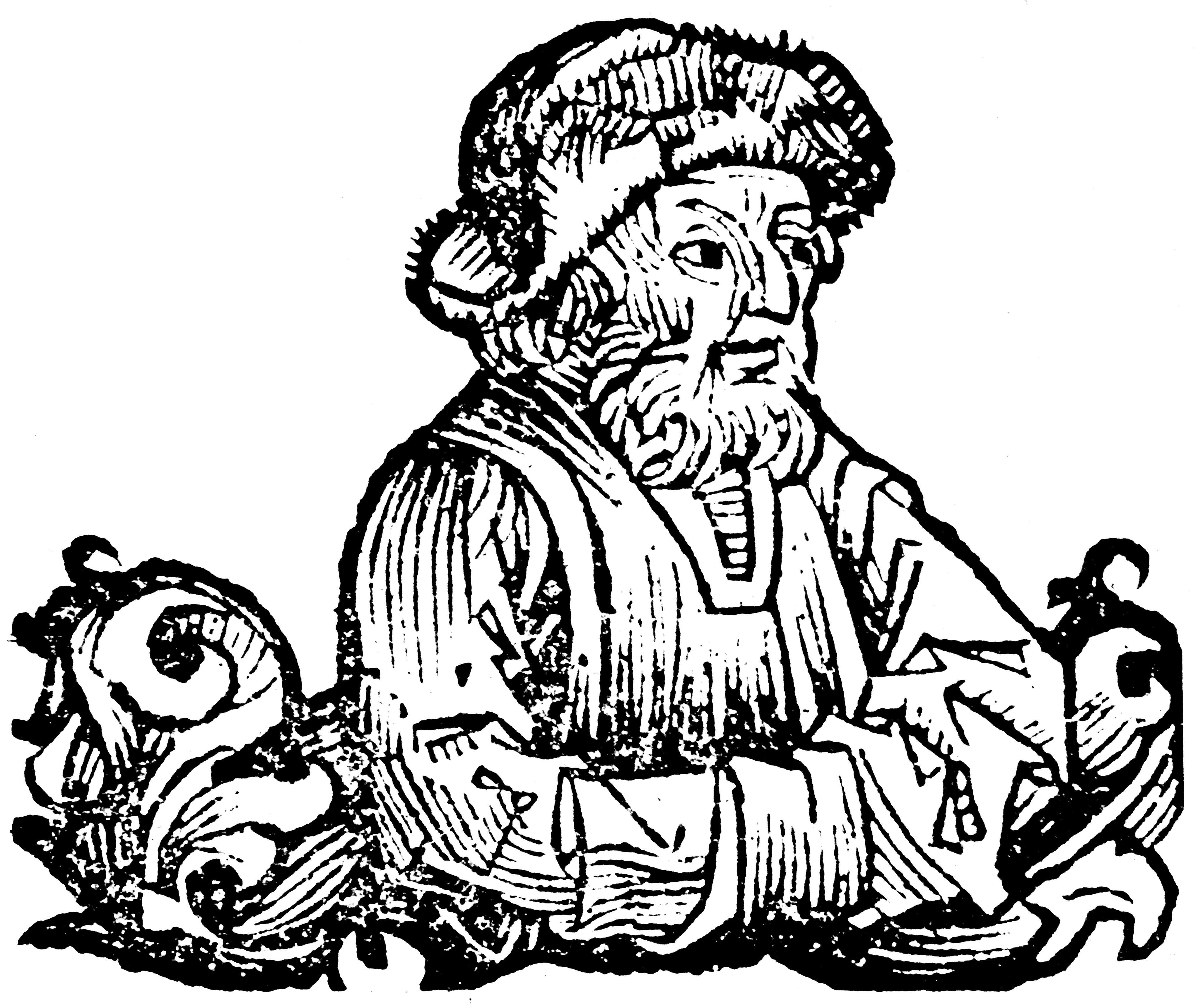 Anaximines (fl c500 BC), Ancient Greek philosopher, 1493.