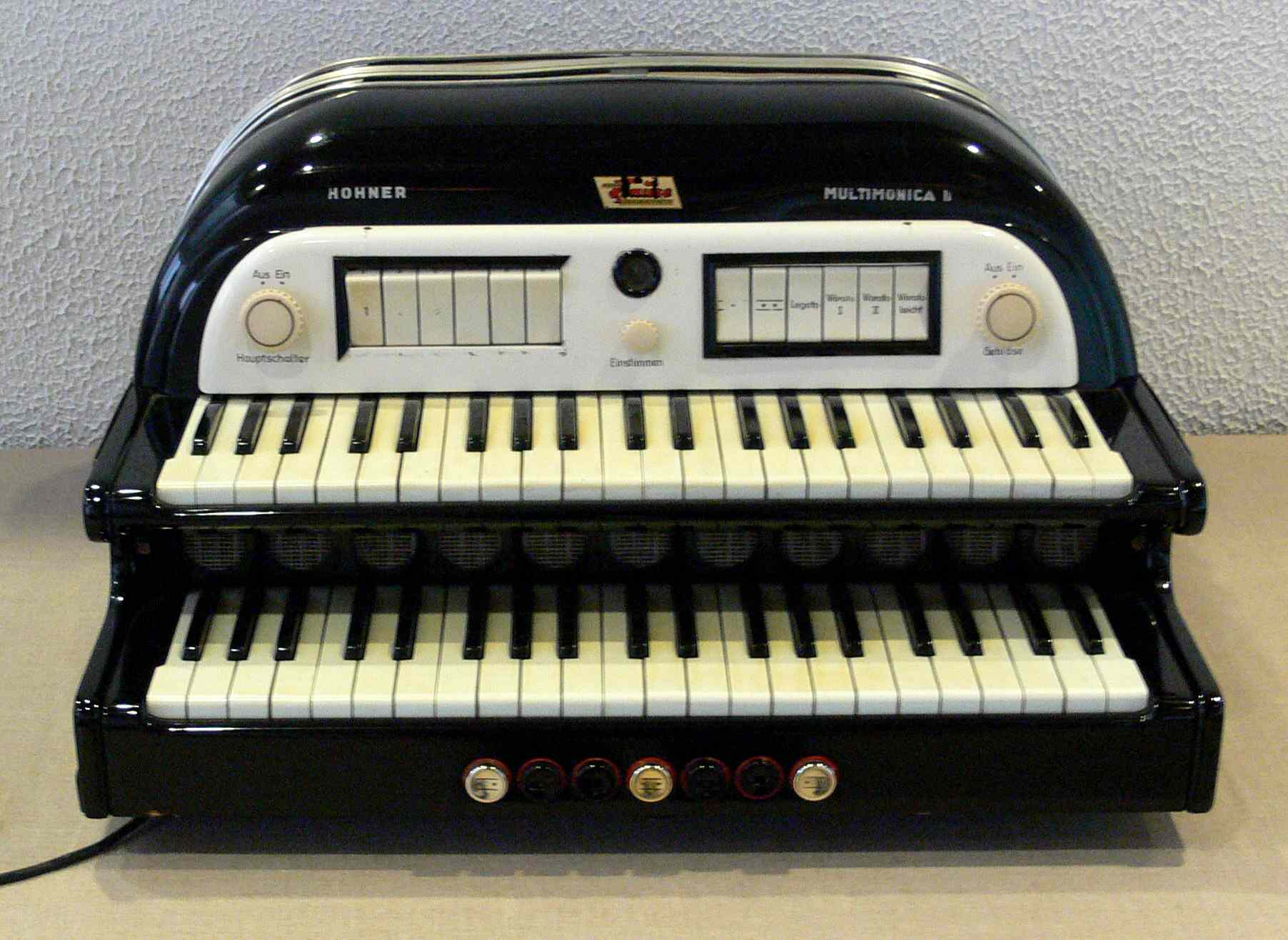 Harald Bode's Multimonica