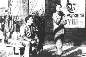 Edmond O'Brien, Jan Sterling in '1984'