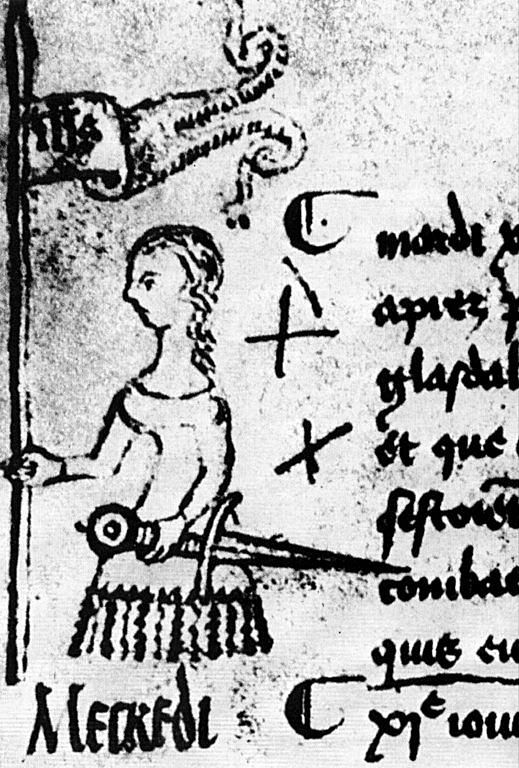 from a 15th-Century Manuscript