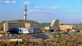 The University of South Africa from a distance.