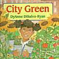 Cover Art of the children's picture book City Green