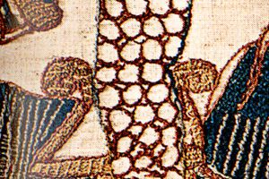 William the Conqueror in the Bayeux Tapestry