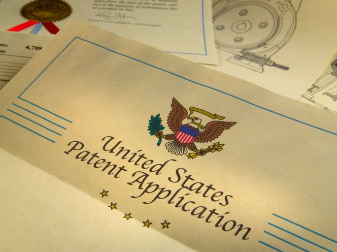 US Patent form