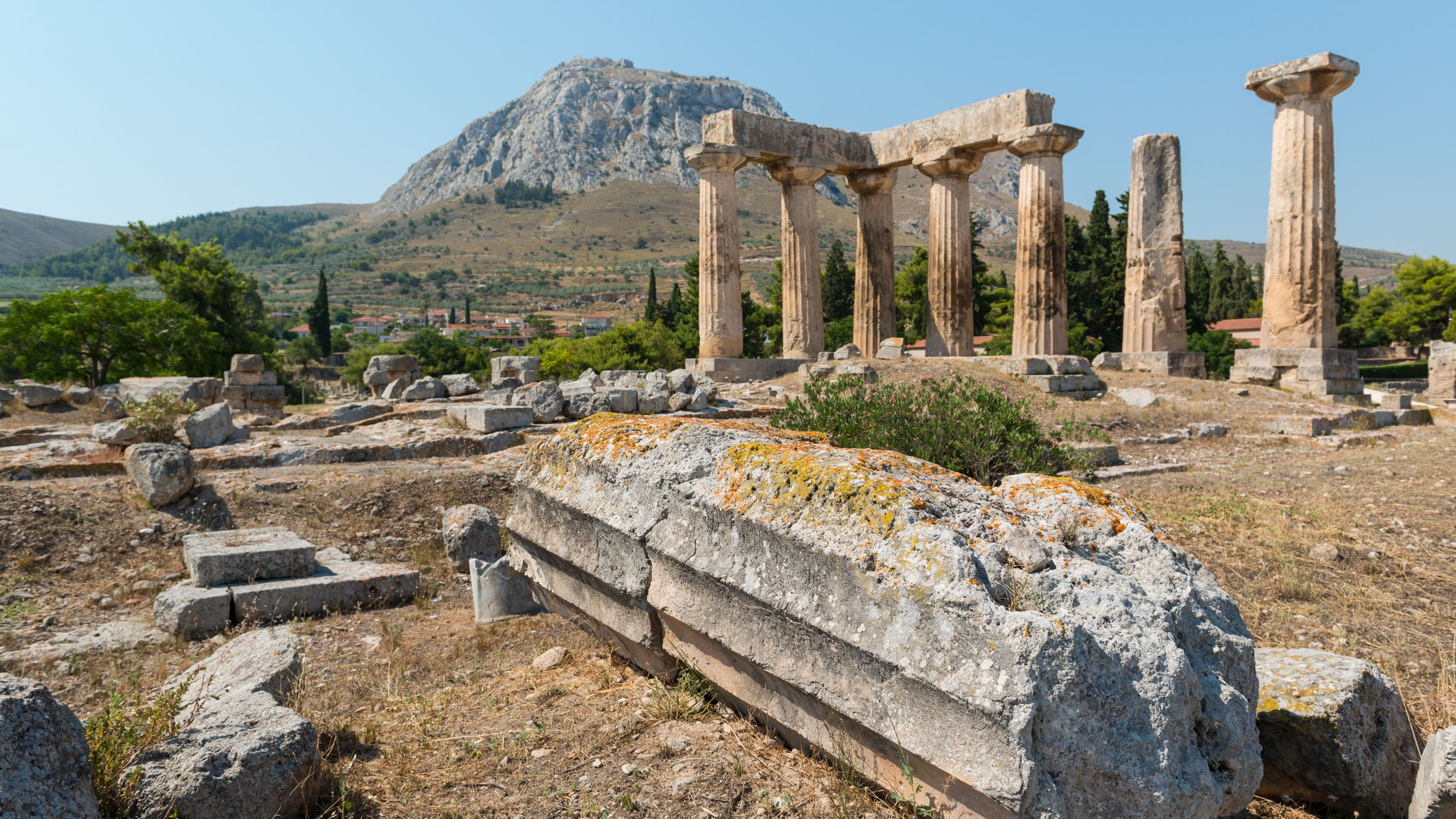 Corinth: History, Legends, and Cultural Advances