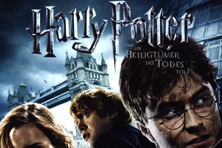 Harry Potter und die Heilitumer des Todes part 1 movie poster