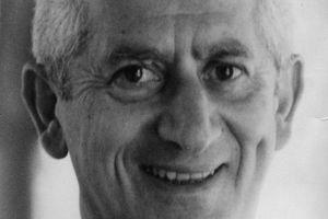 Portrait of Benjamin Bloom