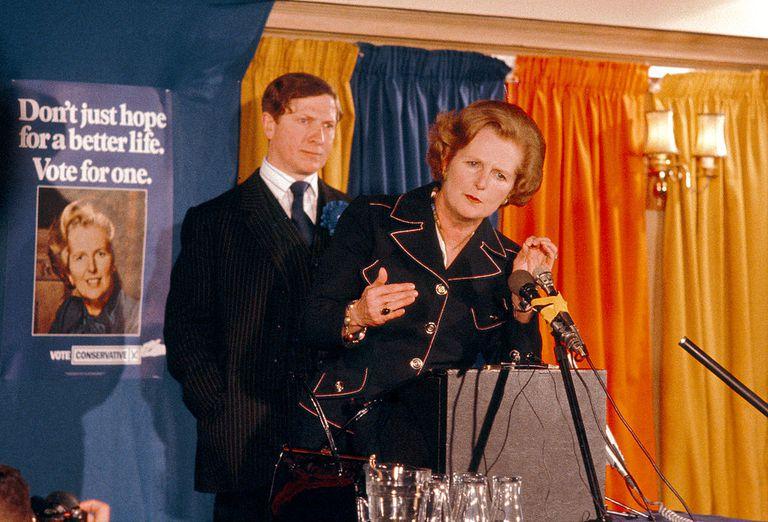 Thatcher Election Campaign