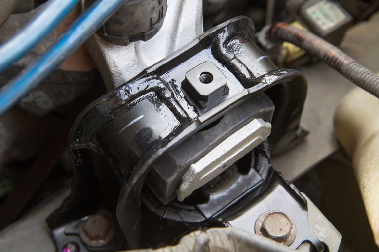 a new engine mount