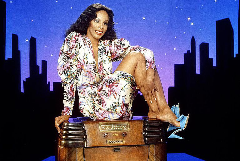 top donna summer songs of the 80s