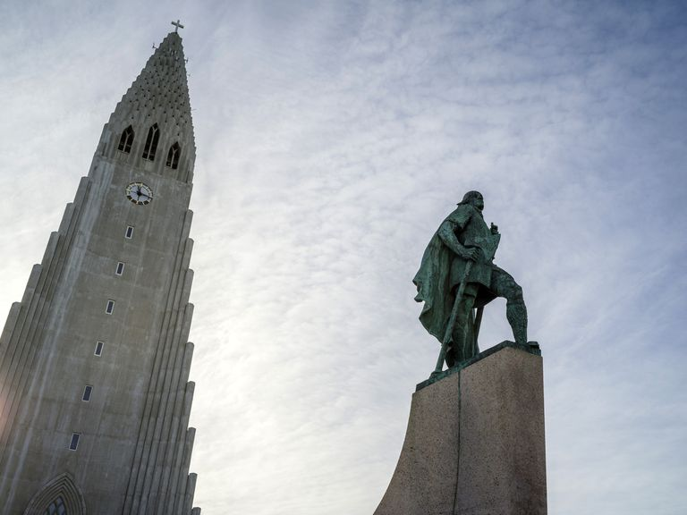 Statue of Leif Erikson, Reykjavik