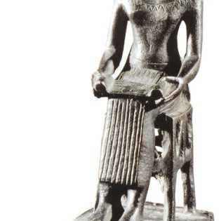 Imhotep Statue