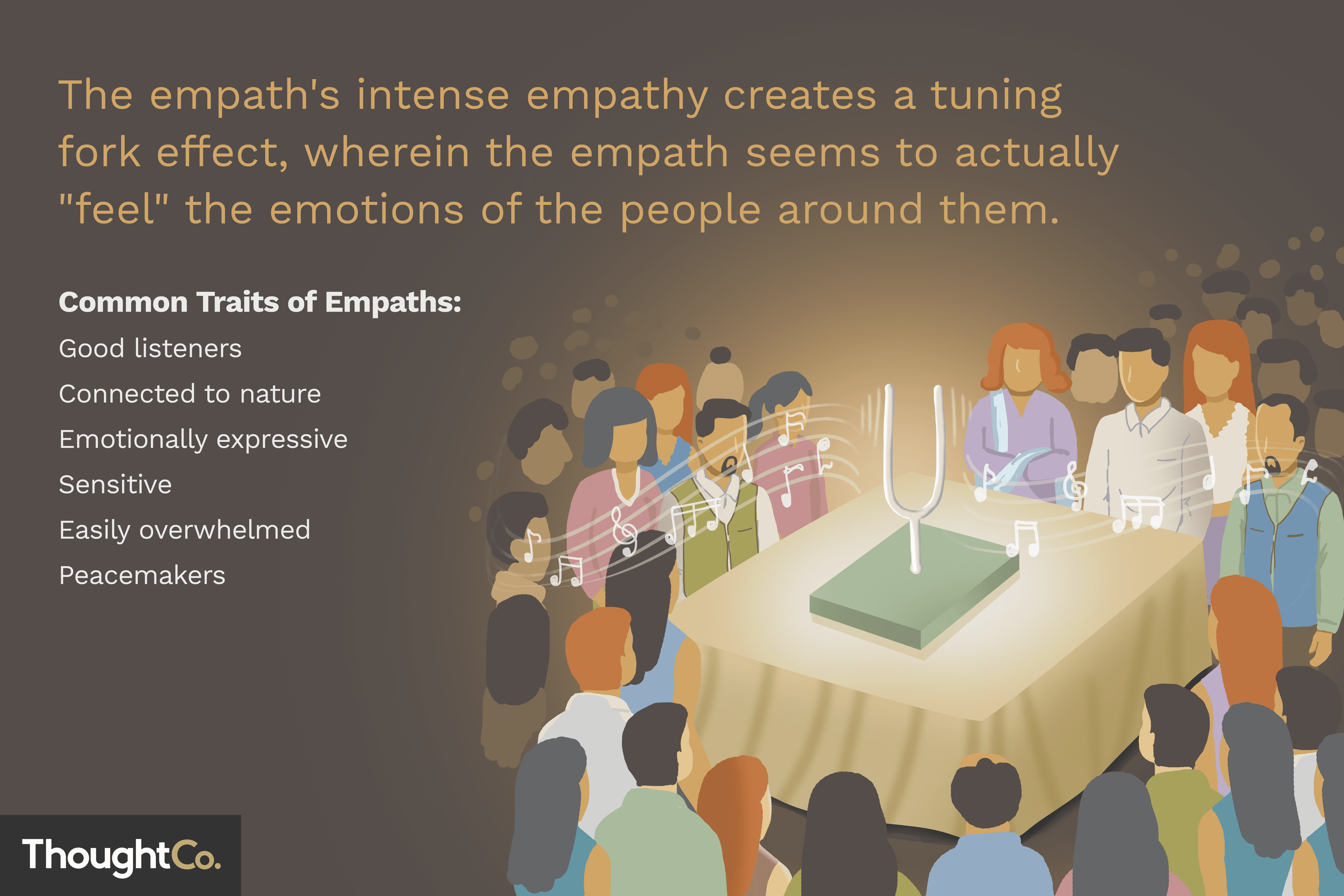 what is an empath definition and characteristics