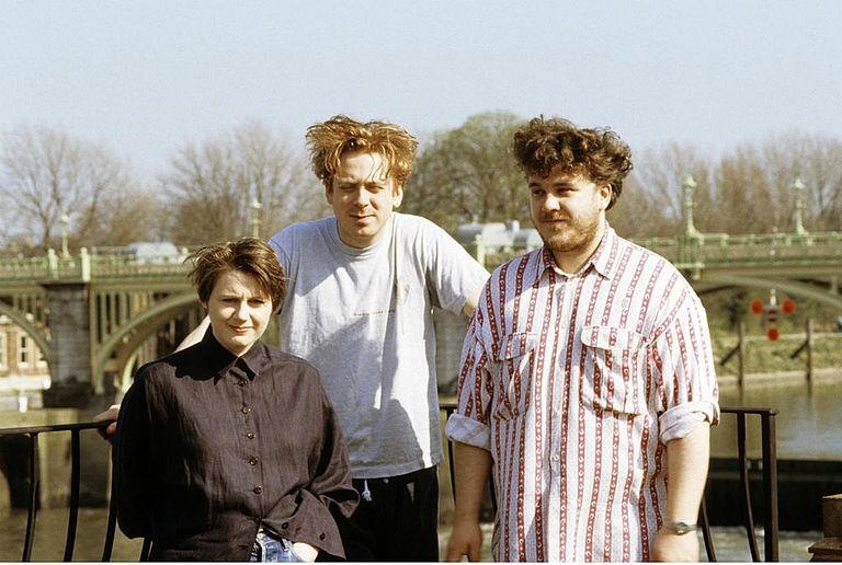 Simon Raymonde, Elizabeth Fraser, Robin Guthrie