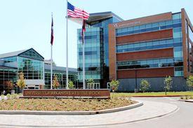 University of Arkansas at Little Rock Student Services Center