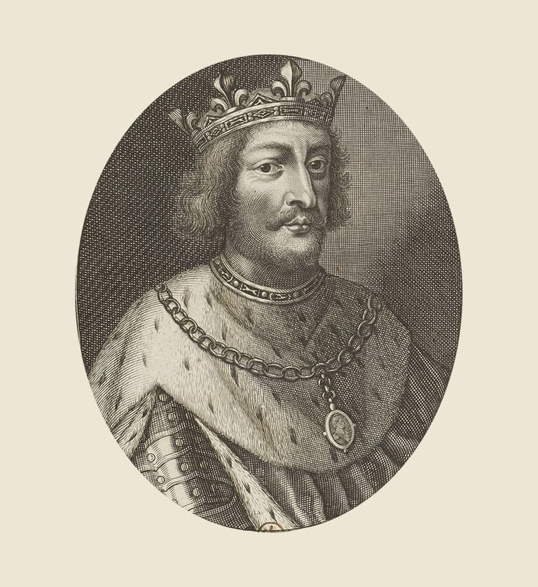 King Philip VI of France