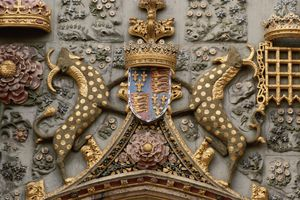 Lady Margaret Beauford Arms