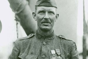 Alvin C. York after World War I
