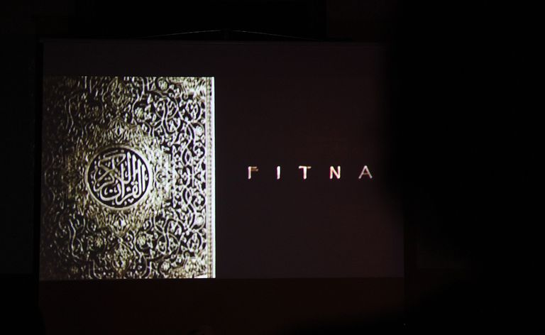 Meaning Of The Term Fitna In Islam