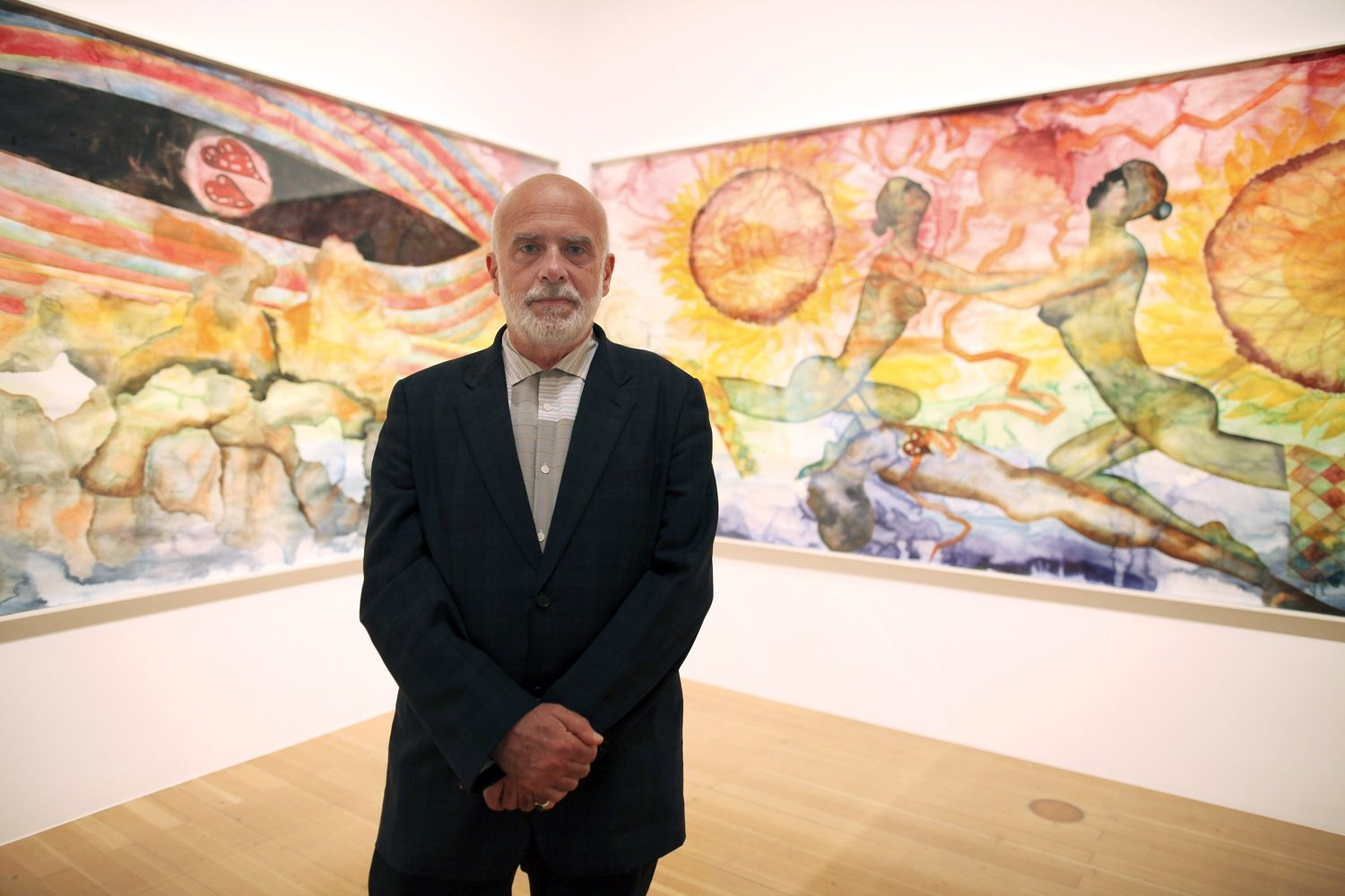 Biography of Francesco Clemente, Italian Neo-Expressionist Painter